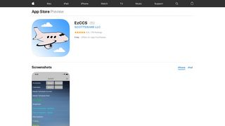 EzCCS on the App Store - iTunes - Apple