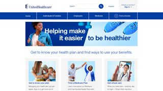 UnitedHealthcare: Health Insurance Plans for Individuals & Families ...