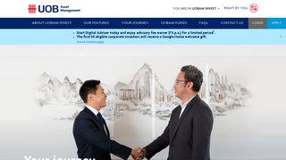 UOBAM Invest - UOB Asset Management