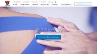 Code Bleu - Placement en santé, Infirmière, agence de placement