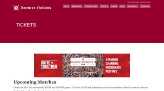 American Outlaws | Tickets