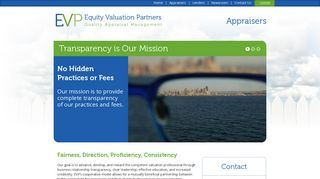 Appraisers - Equity Valuation Partners