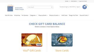Check My Balance | GiftCardMall.com