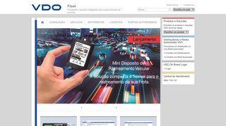 VDO - Tachograph and Fleet solutions
