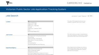 Job Search | Vacancies - Careers.vic.gov.au