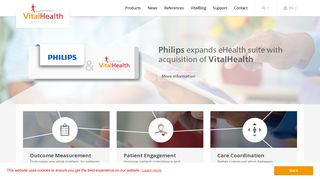 VitalHealth Software: eHealth Solutions