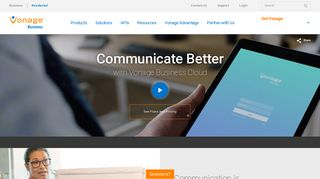 Vonage Business: Business Phone Service & Business VoIP Provider