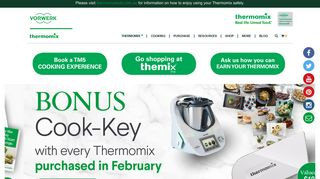 Thermomix - The World's Smallest, Smartest Kitchen