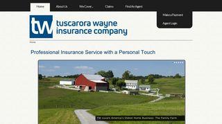 Tuscarora Wayne - Home