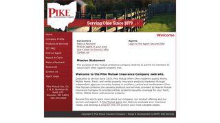 Welcome » Pike Mutual Insurance Company