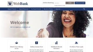 Home › WebBank