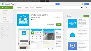 WeBeHome Control - Apps on Google Play