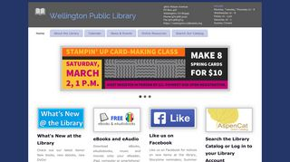 Wellington Public Library