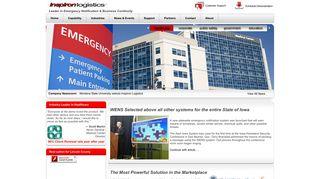 Emergency Notification, Mass Notification, Reverse 911, public alert