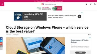 Cloud Storage on Windows Phone – which service is the best value ...
