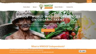 WWOOF Independents