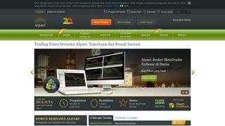 Trading Forex | Trading Forex bersama Alpari – Broker Forex ...