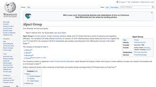 Alpari Group - Wikipedia