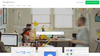 Google Domains - Google