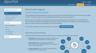 REO Listings for Real Estate Agents - EQUATOR