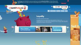Customer Loyalty Programs - Loyalty Cards - redspottedhanky.com