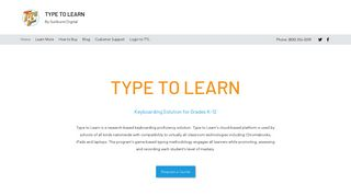 Type to Learn: Keyboarding For Schools   United States