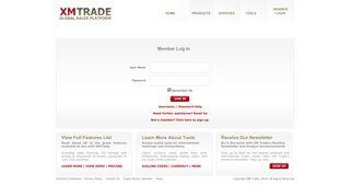 Login - XM Trade