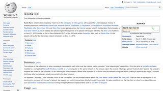 XLink Kai - Wikipedia