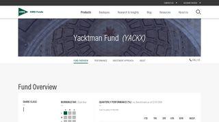 Yacktman Fund (YACKX) | AMG Funds