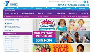 YMCA of Greater Charlotte - Morrison YMCA