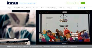INMA: Zero Hora shares 4 lessons in digital storytelling