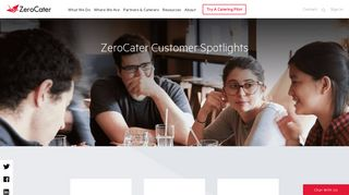 A collection of success stories from some of our top ... - ZeroCater