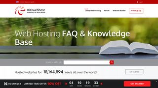 Why I cannot login to website builder? - 000Webhost