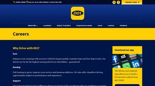 Apply Now - Careers   001 Taxis