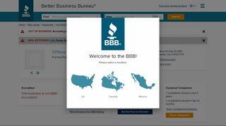 011Now Technologies   Better Business Bureau® Profile