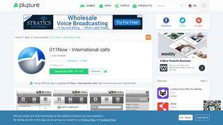 011Now - International calls for Android - APK Download - APKPure.com