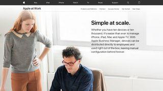 Business - IT - Apple