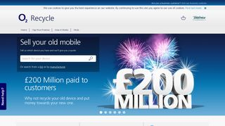 O2 Recycle: O2 | Recycle | Sell your phone online for up to £715 with ...