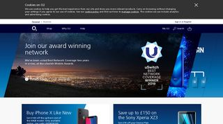 O2   Mobile Phones, Mobile Broadband and Sim Only Deals on O2