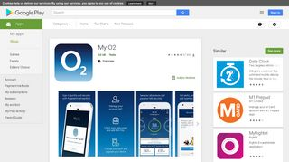 My O2 – Apps on Google Play