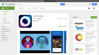 O2 Priority – Apps on Google Play