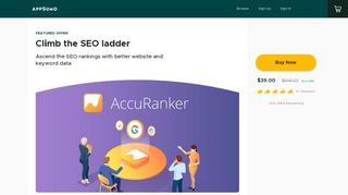 AccuRanker | Exclusive Offer from AppSumo