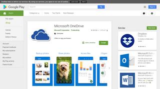 Microsoft OneDrive - Apps on Google Play