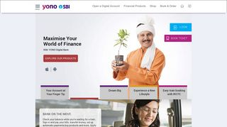 YONO by SBI: Lifestyle & Banking, dono