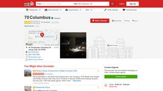 70 Columbus - 14 Reviews - Apartments - 70 Christopher Columbus ...