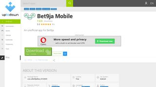 download bet9ja mobile free (android)
