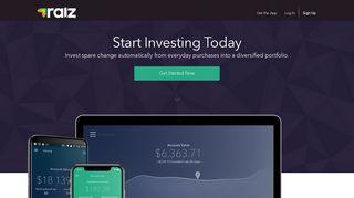 Raiz - The #1 Investment App
