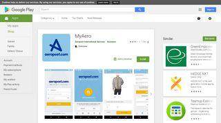 MyAero - Apps on Google Play