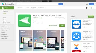 AirDroid: Remote access & File - Apps on Google Play