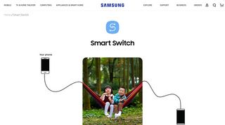 Samsung Smart Switch: Transfer Contacts, Music and More I Samsung ...